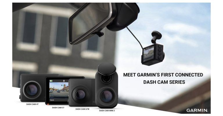 Garmin Dash cam 47, 57, 67w