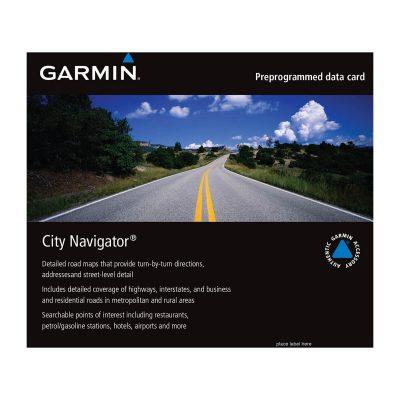 Garmin maps