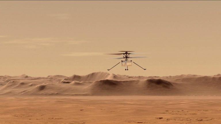 Garmin on Mars
